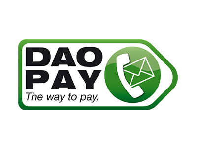 DaoPay (all network operators connected via DaoPay)